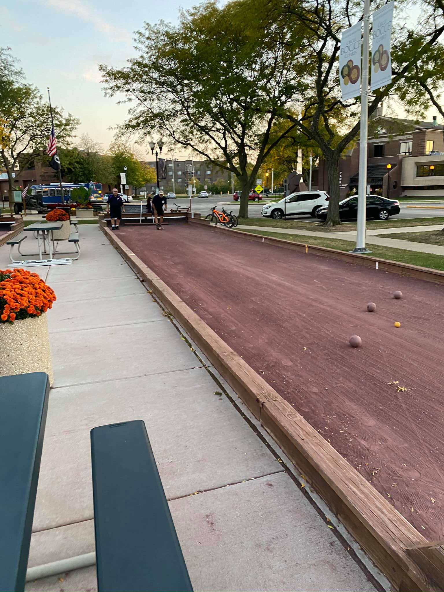 2020 Elmwood Park Fall Bocce Tournament