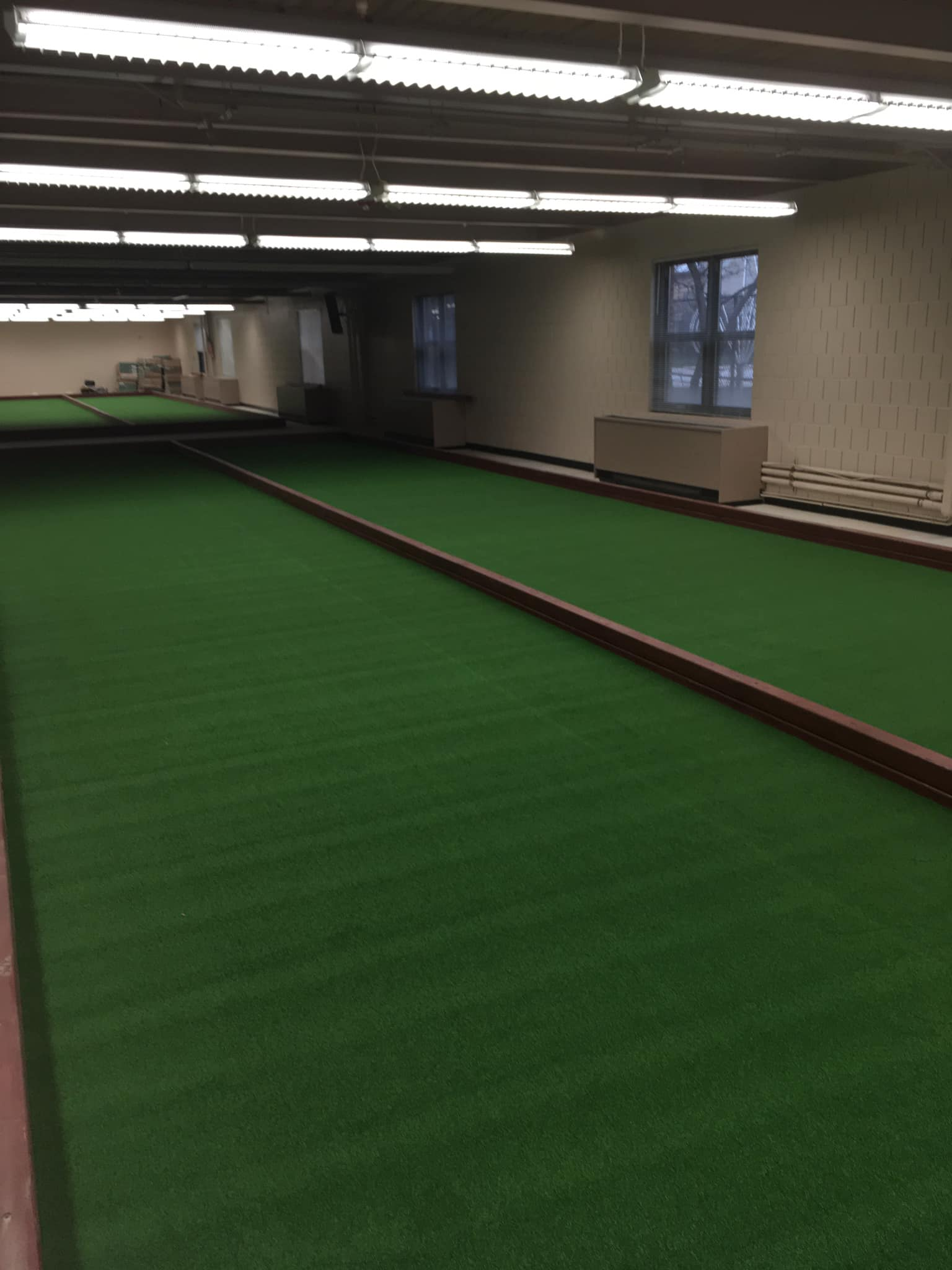 2021 Elmwood Park (IL) Winter Bocce League Starts