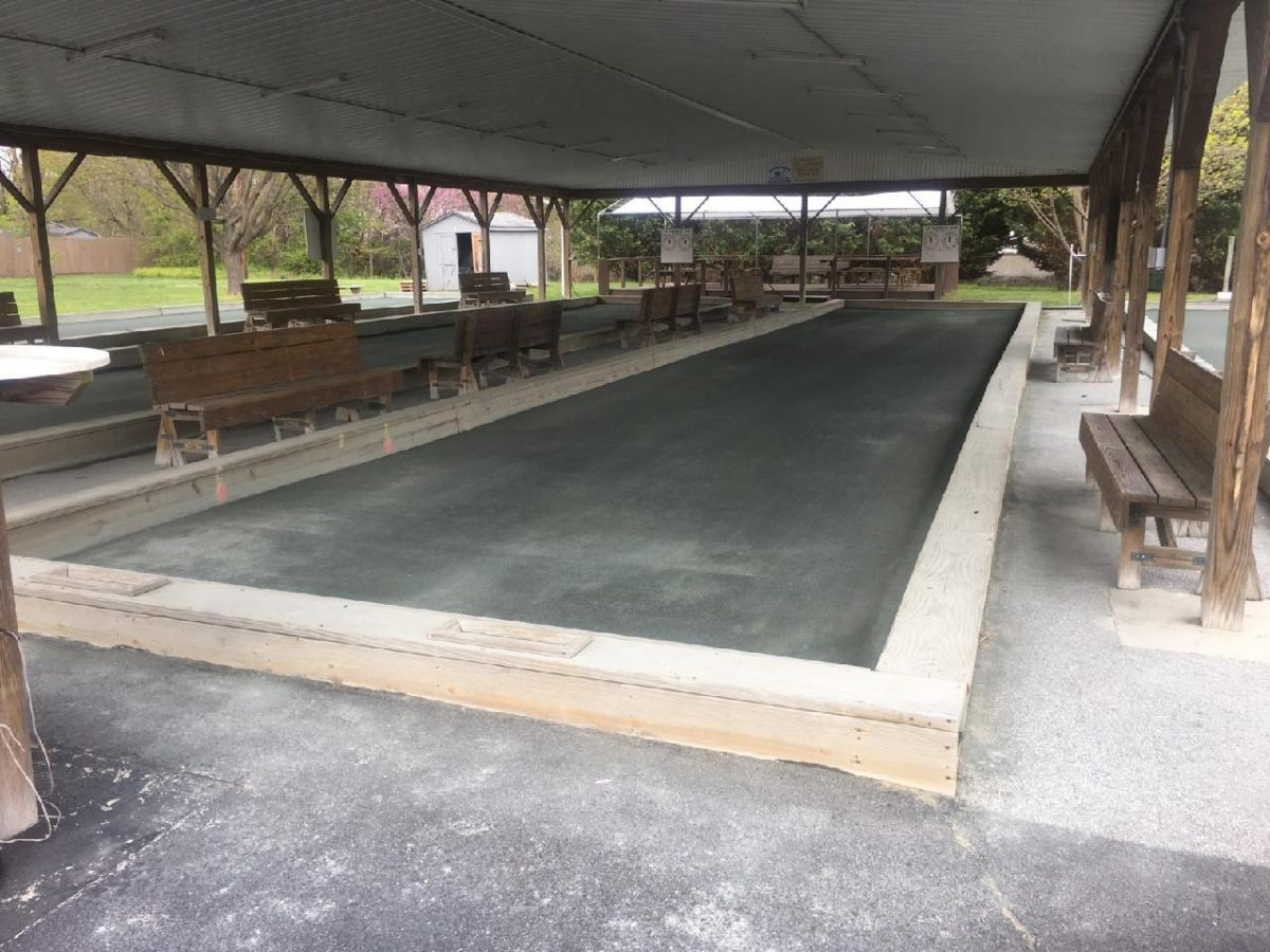 2021 St. Anthony's High Stakes Bocce Tournament – New Castle, Delaware